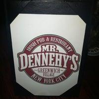 Photo taken at Mr. Dennehy's by BOBBI O. on 10/21/2012
