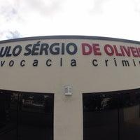 Photo taken at Advocacia Criminal Paulo Sergio De Oliveira by Paulo Sergio de O. on 3/28/2016