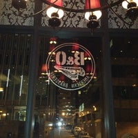 Photo taken at B&O American Brasserie by Joy P. on 11/11/2012