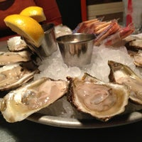 Photo taken at Liberty Kitchen & Oyster Bar by mai p. on 3/13/2013