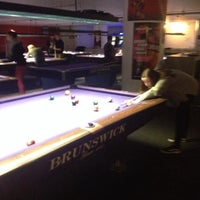 Photo prise au Snooker Academy par Robbe R. le12/26/2016