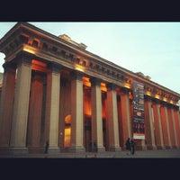 Photo taken at Новосибирский государственный академический театр оперы и балета by Dmitry S. on 9/18/2012