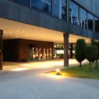 Photo taken at Museo del Traje by Daniel D. on 12/1/2012