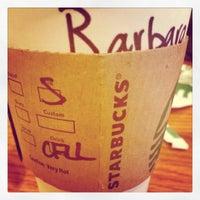 Photo taken at Starbucks by Barbara C. on 2/7/2014