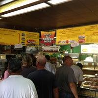 Photo taken at Brocato's Sandwich Shop by Michael D. on 6/21/2013