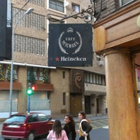Photo taken at Café Michael by Lauren S. on 12/22/2012