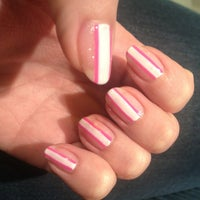 Photo taken at Eve's Nails Astoria by Rosanna F. on 6/8/2013