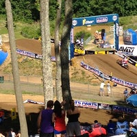 Photo taken at Budds Creek Motocross by Michelle T. on 6/22/2013