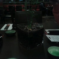 Photo taken at Hanami Sushibar by Lucia R. on 10/9/2012