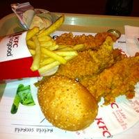 Photo taken at KFC by David D. on 3/16/2013