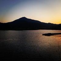 Photo taken at Corte Madera Creek by sarah p. on 5/3/2013