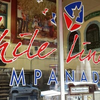 Photo taken at Chile Lindo Empanadas by Max U. on 9/24/2013