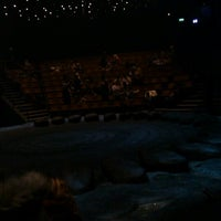 Photo taken at Crucible Theatre by Nicola B. on 10/2/2012
