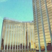 Photo taken at Delano Las Vegas by John B. on 7/4/2013