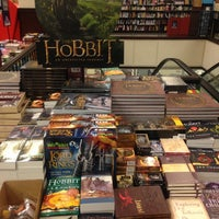 Photo taken at Barnes & Noble by Allan R. on 12/17/2012