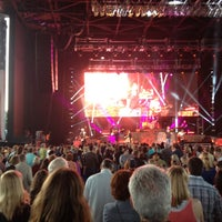 Photo taken at Freedom Hill Amphitheatre by Michelle on 6/14/2013