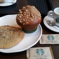 Photo taken at Starbucks Coffee by Catiuscia F. on 10/10/2012