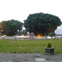 Photo taken at Alun - Alun Kidul by Dian P. on 5/25/2013