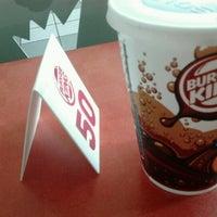 Photo taken at Burger King by Juan R G. on 10/3/2012