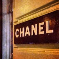 Photo taken at CHANEL Boutique by Elizabeth on 2/22/2013