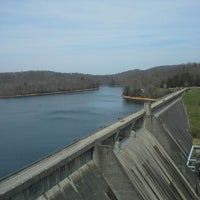 Photo taken at Norris Dam State Park by AAA Stripe Pro™ on 4/6/2013