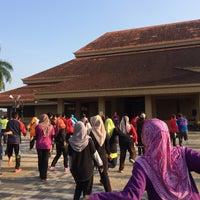 Photo taken at Pejabat Setiausaha Kerajaan (SUK) Negeri Kelantan by Maie on 4/14/2016