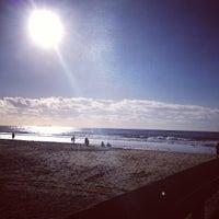 Photo taken at Imperial Beach Pier by Elizabeth M. on 12/27/2012