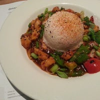 Photo taken at Wagamama by Praditya P. on 12/10/2012