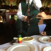 Photo taken at Green Field Churrascaria by Omar on 2/22/2013
