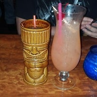 Photo taken at Hula's Island Grill & Tiki Room by Carina B. on 7/23/2013