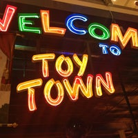 Photo taken at Toy Town by Arfeen on 9/6/2013