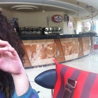 Photo taken at Promenadepalace by Israe H. on 3/16/2013
