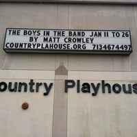 Photo taken at Country Playhouse by Tad H. on 1/5/2013