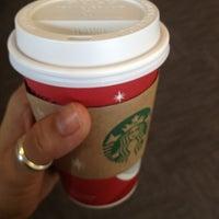 Photo taken at Starbucks by Vanessa C. on 11/15/2012