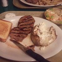 Photo taken at Best Steak House by Trisha B. on 4/18/2013