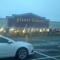Photo taken at Planet Fitness by Frank on 10/25/2012