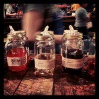 Photo taken at Ole Smoky Moonshine Distillery by Nikki on 5/19/2013
