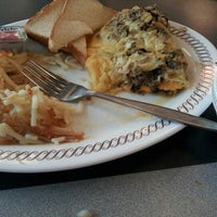 Photo taken at Waffle House by Diamond B. on 9/20/2012