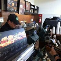 Photo taken at Starbucks by Frank G. on 9/27/2012