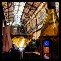 Photo taken at Ferry Plaza Wine Merchant by Bob F. on 3/10/2013