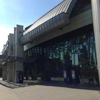 Photo taken at Bydgoszcz Ignacy Jan Paderewski Airport (BZG) by Adrian on 5/16/2013