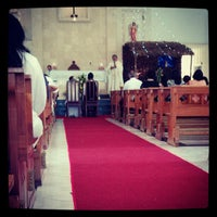 Photo taken at Iglesia Del Buen Pastor by Macky P. on 12/29/2012