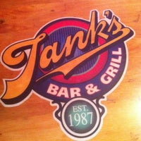 Photo taken at Tank's Bar & Grill by Gregory M. on 1/2/2013
