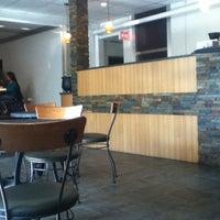 Photo taken at Green Bean Café by Naomi on 10/9/2012