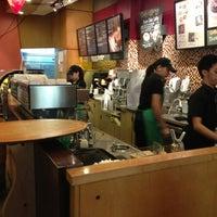 Photo taken at Starbucks Coffee by Mana K. on 4/2/2013