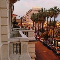 Photo taken at Hotel de Paris by Андрей Б. on 8/23/2014