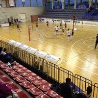 Photo taken at Palazzetto Dello Sport by Preparazione F. on 10/17/2012