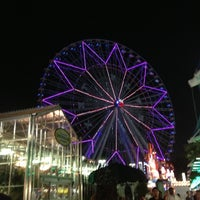 Photo taken at Texas Star Ferris Wheel by Manda J. on 10/14/2012