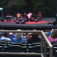 Photo taken at Carter Barron Amphitheatre by Chris H. on 8/16/2014