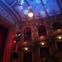 Photo taken at Wells Theatre by Pam M. on 12/20/2012